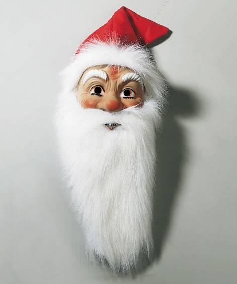 Masque-Père-Noël