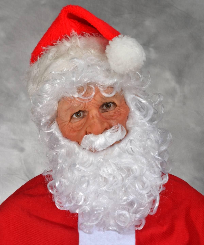 Masque-de-Père-Noël