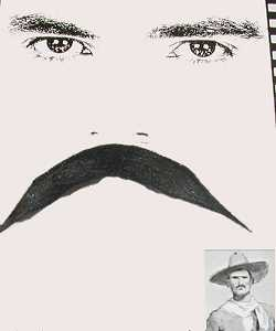 Moustache-Far-west
