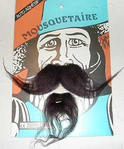 Postiches-Mousquetaire