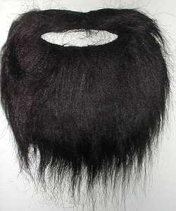Barbe-lutin-noire