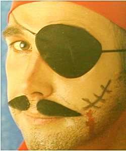 Moustache-Pirate