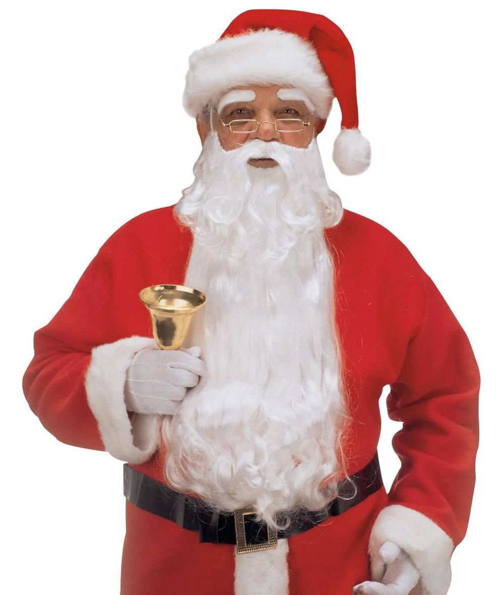 Barbe-Père-Noël-Luxe