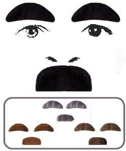 Fausse-moustache-déguisement