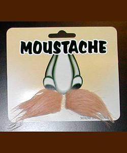 Moustache-blonde