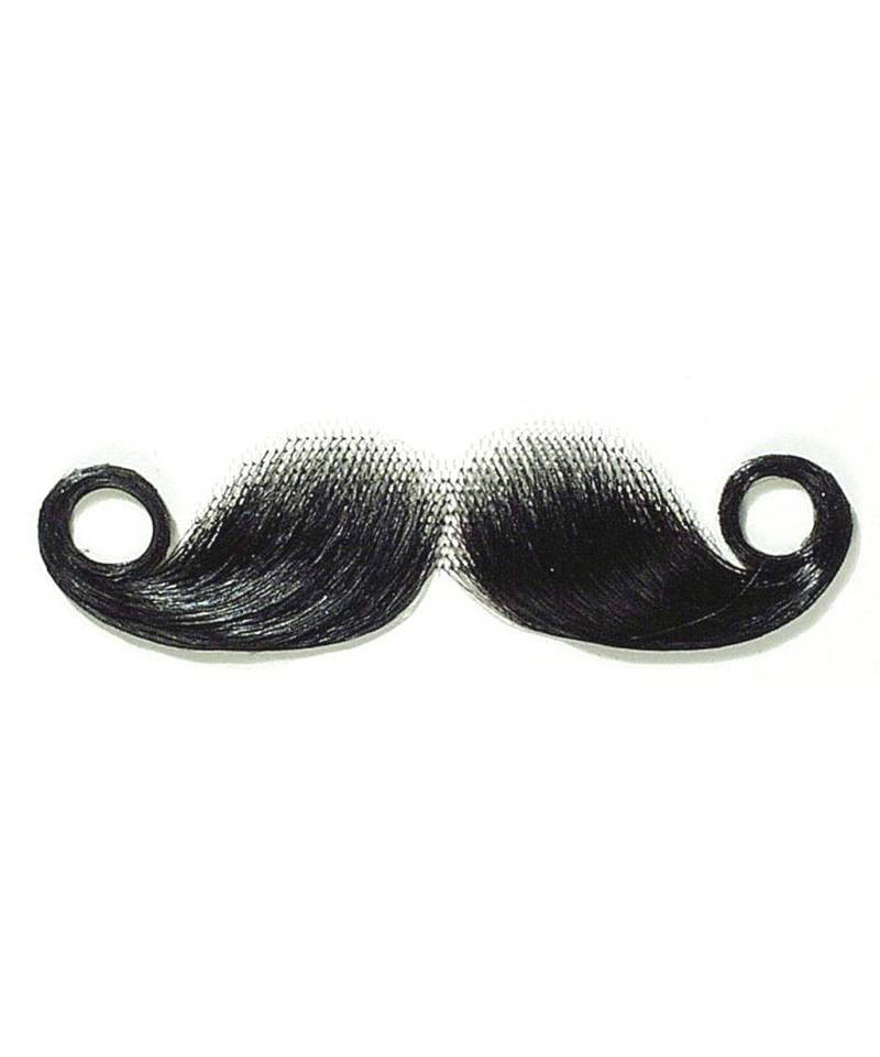 Moustache-réaliste