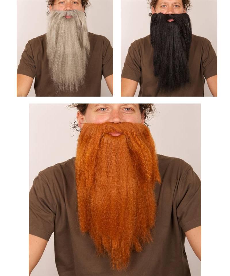 Fausse-barbe-longue-Gaufrée