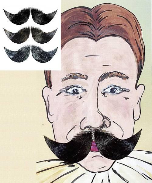 Fausse-moustache-réaliste