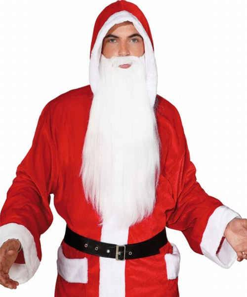 Barbe-Père-Noël