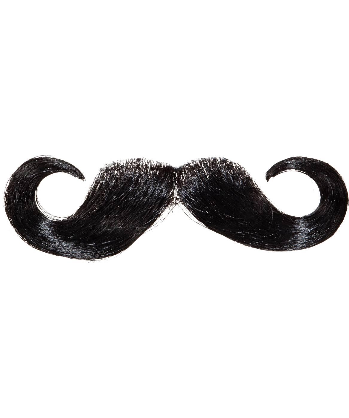 Fausse moustache 1900
