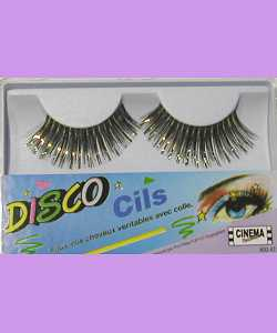 Faux-cils-Disco-Or