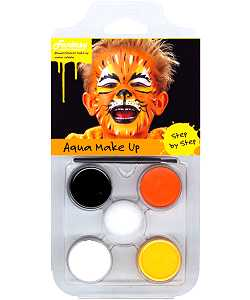 Maquillage-Tigre