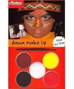 Maquillage-Indien-Indienne