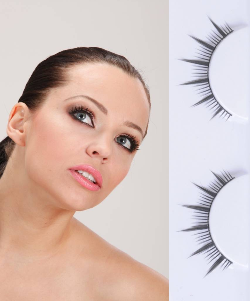 Faux-cils-glamour