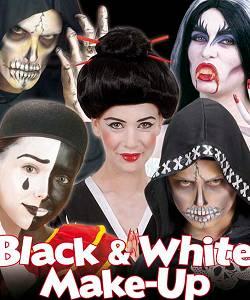 Maquillage-noir-et-blanc-2