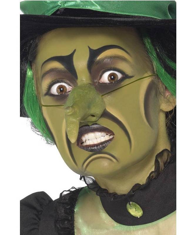Maquillage-sorcière