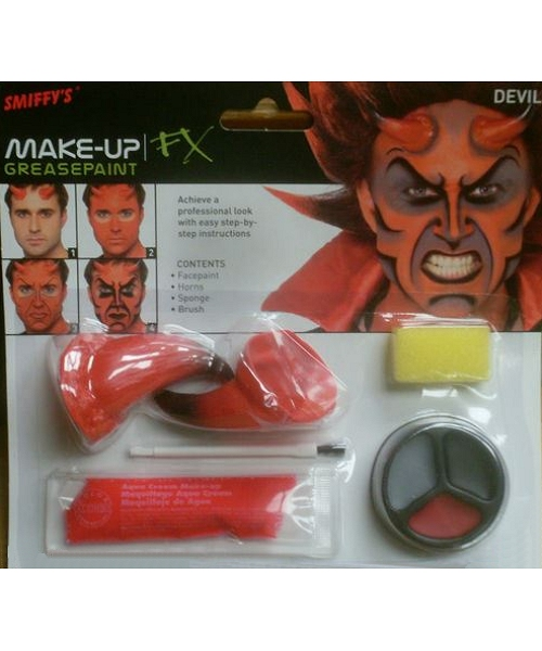 Maquillage-diable-3