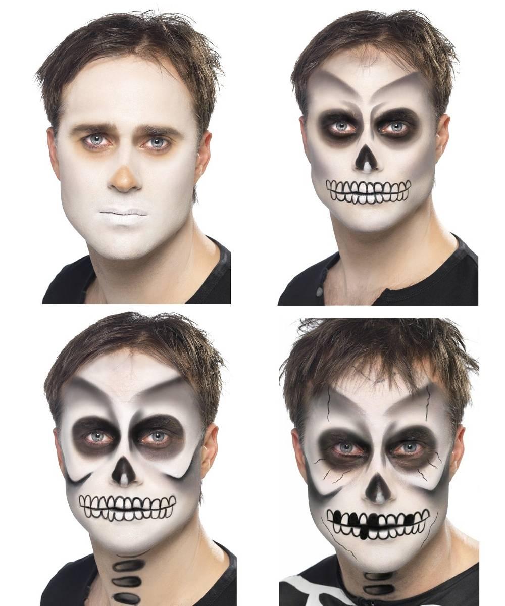 Maquillage-squelette-2