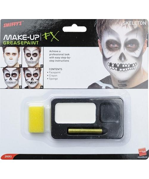 Maquillage-squelette-3