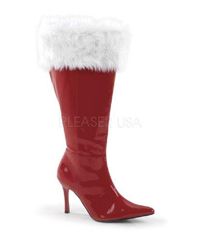 Weihnachtsfrau-Stiefel-F1B