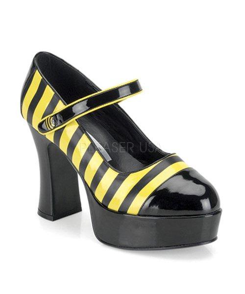 Chaussures-abeille