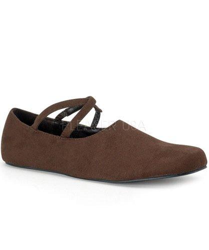 Chaussures-médiévales-brun