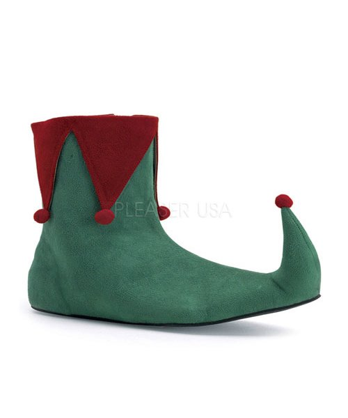 Chaussures-Poulaines-Lutin-Adulte