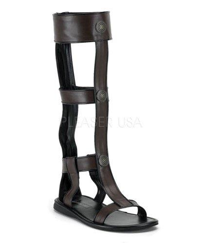 Chaussures-Romain-brun
