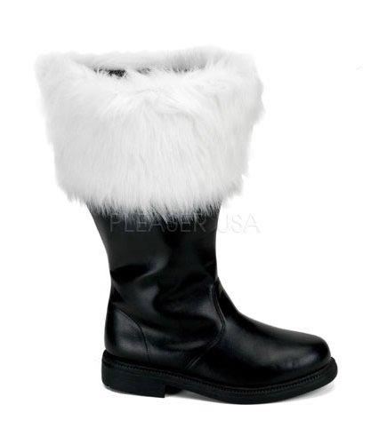 Weihnachtsmann-Stiefel-breit