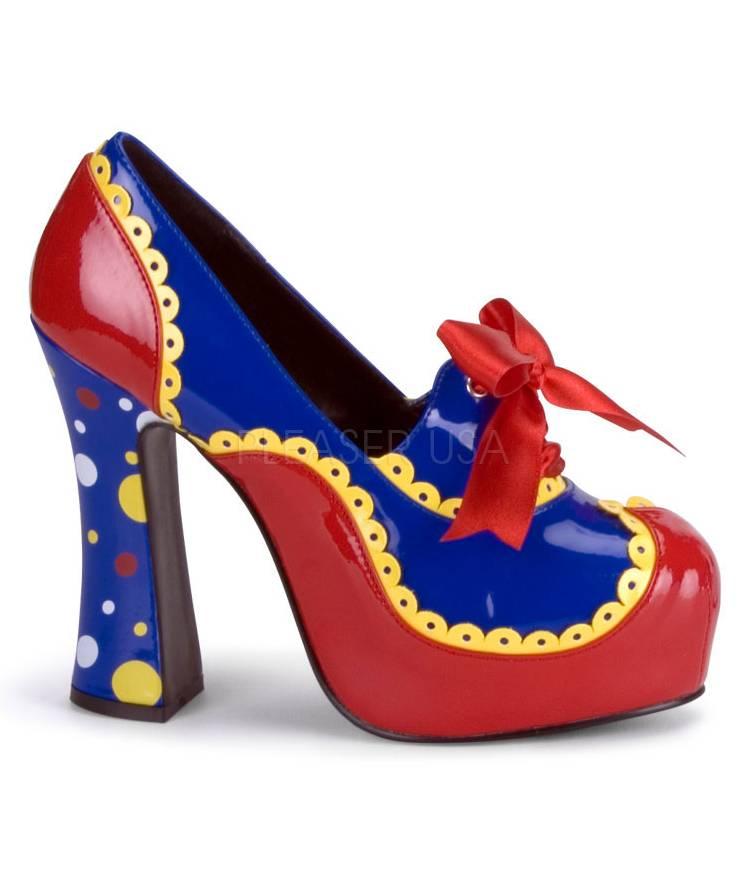 Chaussures-de-clown-femme
