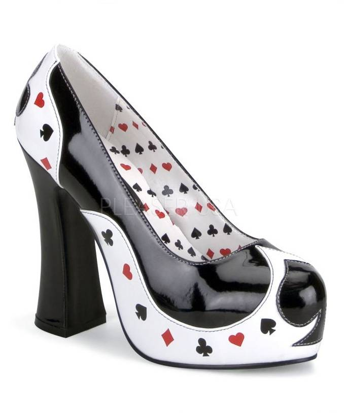 Chaussures-Poker