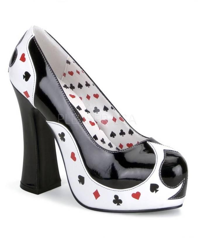 Chaussures-Poker-femme