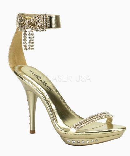 Chaussures-dorées