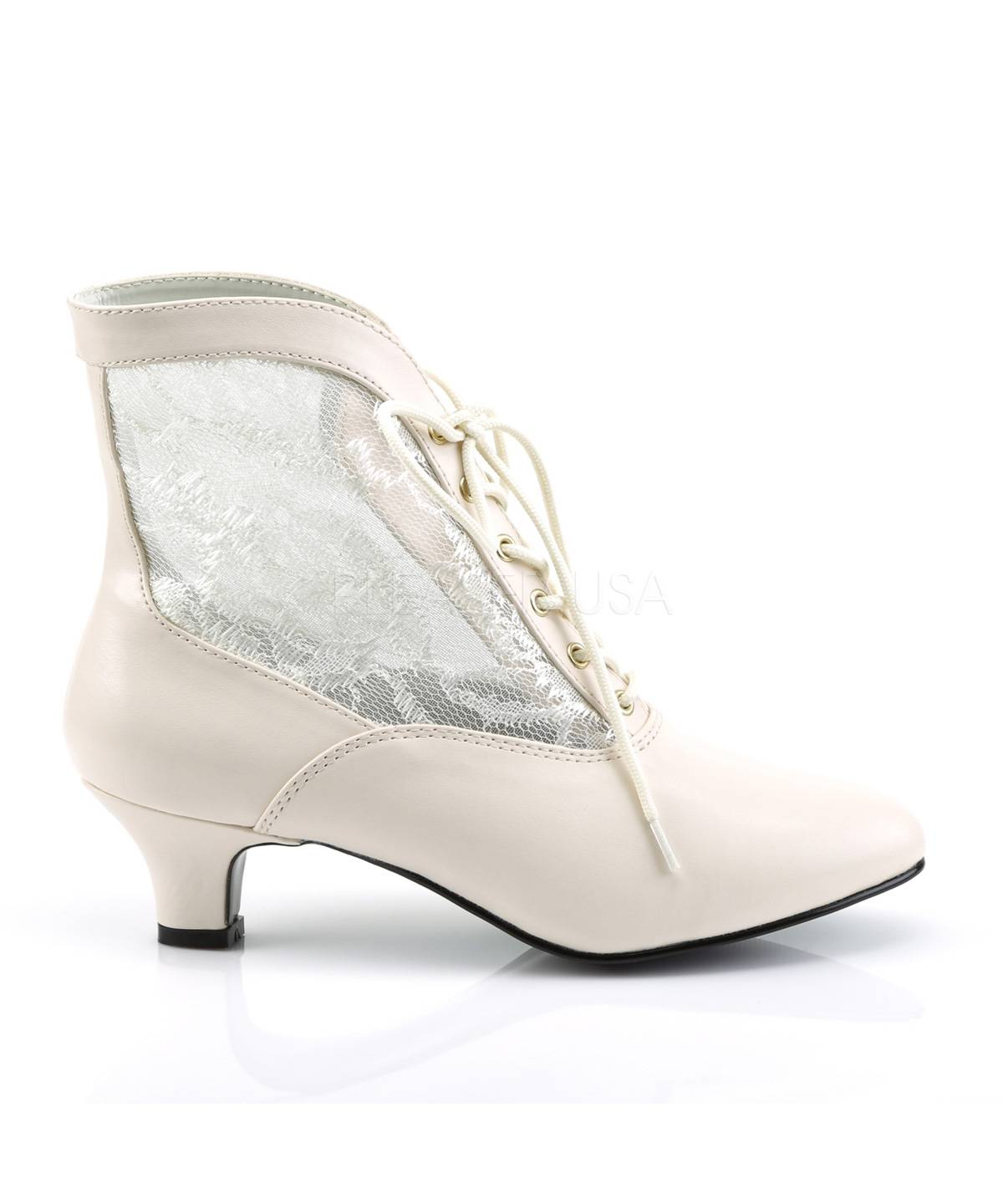 Bottines-blanches-pour-Dame-2