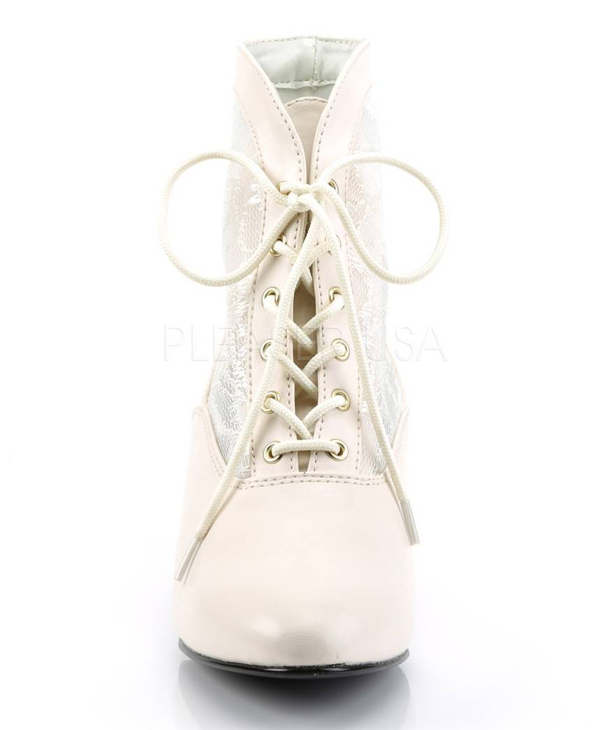 Bottines-blanches-pour-Dame-4