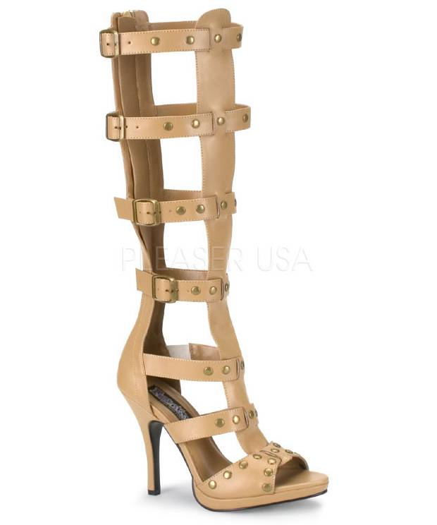 Chaussures-Gladiatrice
