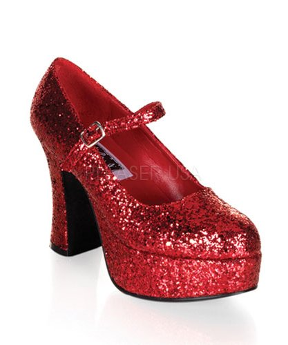 Chaussures-paillettes-rouges-Mary-XXL