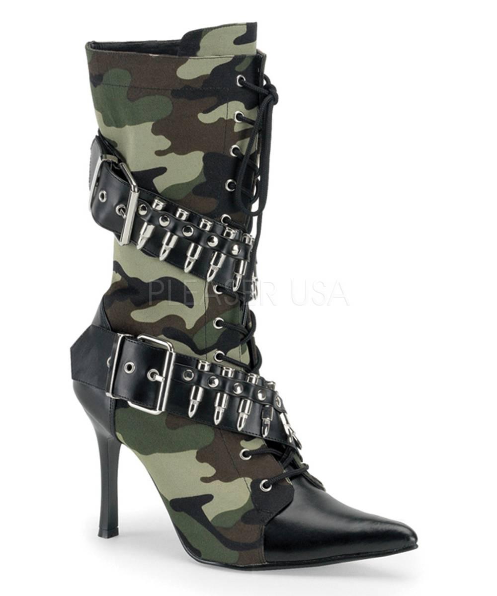 Bottes-Militaire-femme