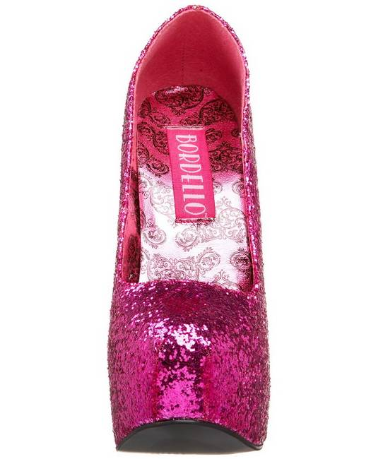 Chaussures-paillettes-roses-4