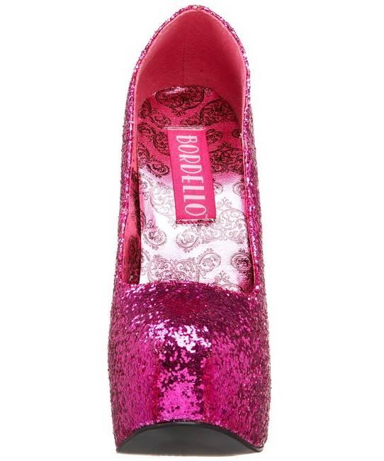 Chaussures-pailletées-roses-4