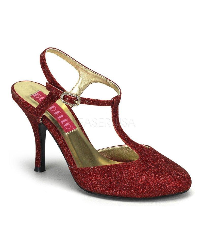Chaussures-paillettes-rouges