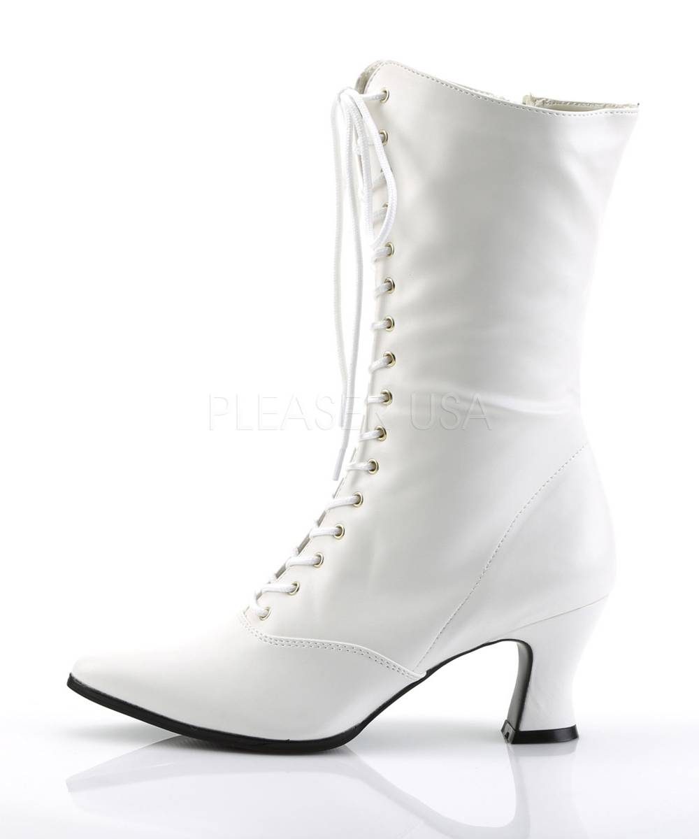 Bottines-Cancan-blanches-3