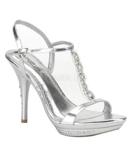Chaussures-argent-M1
