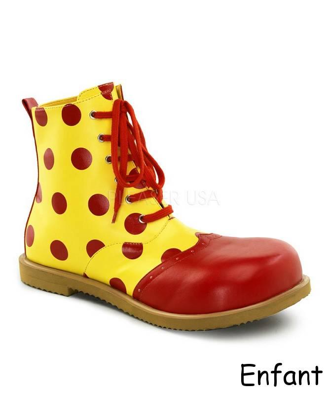 Chaussures-de-Clown-enfant-Pro