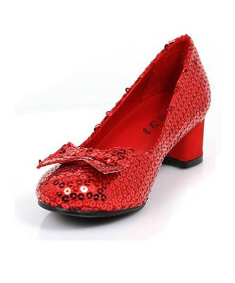 Chaussures-fillette-rouge-2