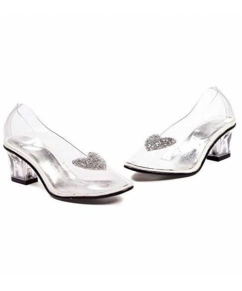 Chaussures-verre-fillette