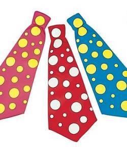 Maxi-cravate