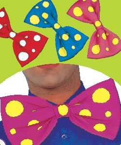Maxi-Noeud-Papillon-Clown