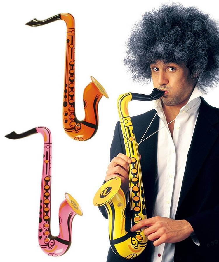 Saxophone-gonflable
