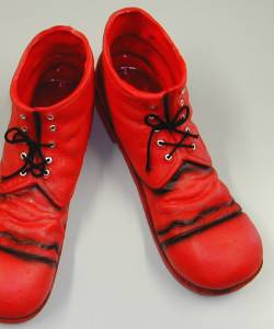 Chaussures-de-clown-Godasses-rouges